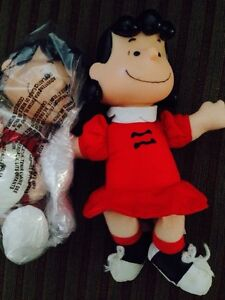 Charlie Brown Lucy doll