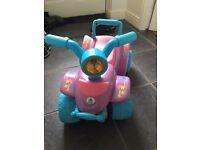 Indusa baby quad ride on