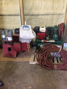 Furnace & Duct Cleaning Equipment  ( Van Mount )