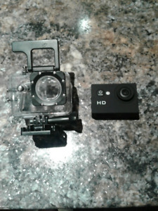 Sport cam a7 style go pro