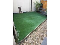 Astro turf 7x10ft square