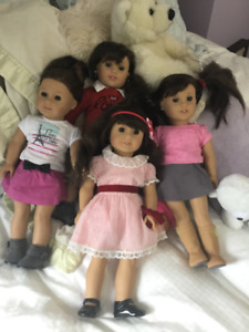 American Girl Dolls, Bed and Accessories for Sale. Make a Deal.