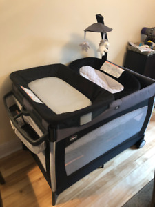 CHICCO Lullaby Baby Crib/ Play Yard! Absolutely new (Orion)!