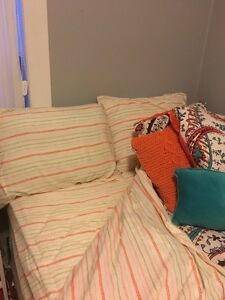 Double bedding sets - $80 each or $150 both  Regina Regina Area image 3