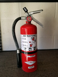 5LB Refurbished ABC Fire Extinguisher