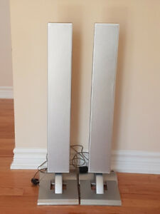 Advent TV Floor standing speaker Pair 10W each,