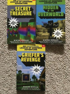 AN UNOFFICIAL LEAGUE OF GRIEFERS ADVENTURE - 3 IN TOTAL