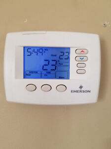 Thermostat programmable Emerson