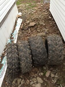 Interco swamp light atv tires