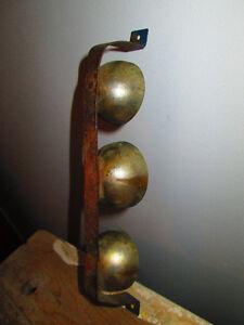 Cloche à calèche antique