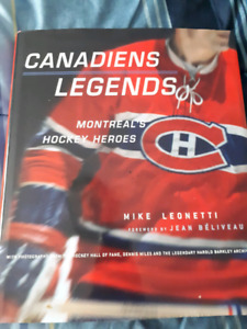 Montreal Canadiens history + player biography