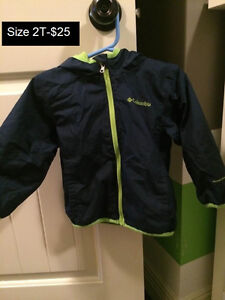 Columbia Spring/Fall Jacket