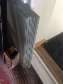 Laminite flooring underlay boards x13