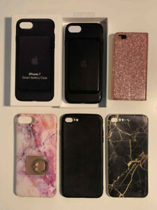 iPhone 5/5s/5c/SE, 7/8 and 7/8 PLUS Cases, Covers