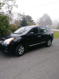 2012 Nissan Rogue fresh Mvi with Car proof.
