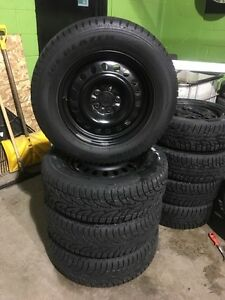 Toyota Venza Snow Tire Package!!!!!