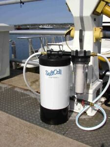 SOFTCELL RV WATER SOFTNER