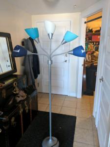 5 Arm Floor Lamp
