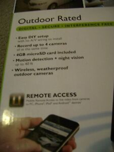 Uniden wireless video surveillence Edmonton Edmonton Area image 2