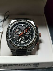 Certina Eagle DS Chronograph Mens Swiss Watch