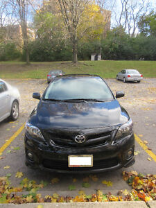 2011 Toyota Corolla S ***LOW MILEAGE 44708KM** ONE OWNER London Ontario image 7