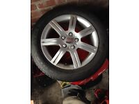16inch seat alloy