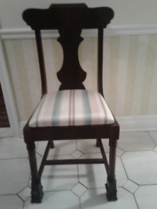 Vintage Dining Chairs $10