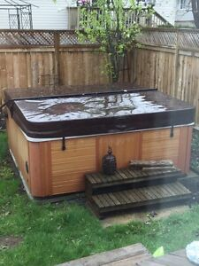 Hot Tub as is $500.00