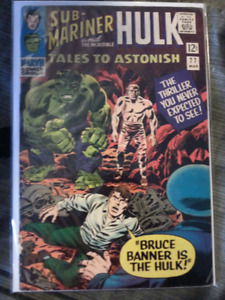 Tales to Astonish #77   ( 1960's ) comic
