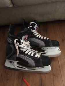 2 paires de patin hockey a vendre