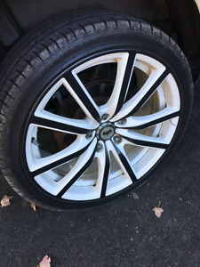 "18"" rims for sale with tires"