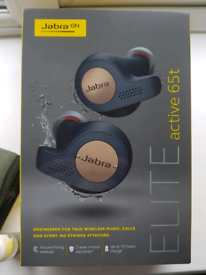 Jabra Elite Active 65t for sale  Stoke-on-Trent, Staffordshire