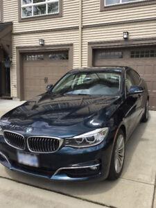 2016 BMW 328i xDrive Gran Turismo- Lease Takeover