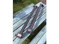 Roof bars for Renault Scenic II