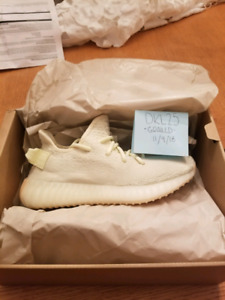 Yeezy Butter Size 4 Kanye West Authentic