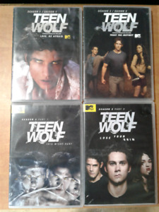 Séries Teen Wolf