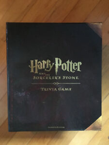 Harry Potter Trivial Game