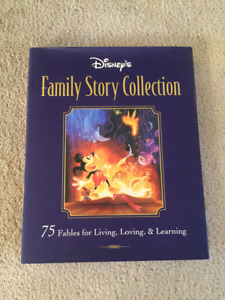 Book - Disney's Family Story Collection