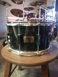 Snare Drum Pork Pie 14x8 chene/Érable !