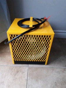 Heater like New! Retails for 160