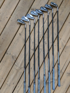 Men's right handed Confidence irons