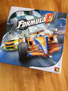 Formula One Boardgame