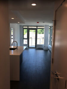 Executive, Brand New, 1 Bedroom & Den in a Boutique High Rise Bu