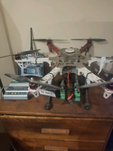 Trade my DJI f550 hexacoptor for you 3d printer