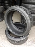 225/40ZR18 Toyo Proxies, $89.95+HST/tire with installation