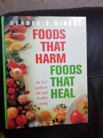 Book about food which is good and bad