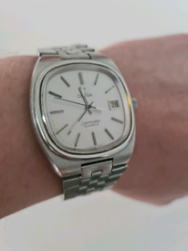 Gents Omega Seamaster Quartz Cal 1342 Watch