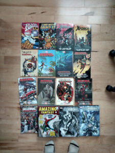 Various Marvel Comic Books