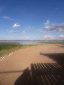 PRICE REDUCED! Waterfront Property ready for development