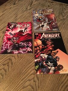 The Mighty Thor / Avengers Disassembled